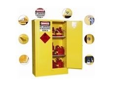Actistor storage cabinet