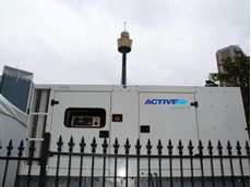 Active Air powers Sydney Festival