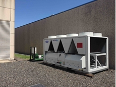 Chiller Hire - Air-Cooled & Glyco