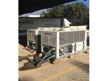 Chiller Hire 220kW Unit