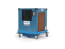 The E08k Evaporative Cooler from Active Air Rentals