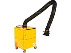 FF 120 mobile welding fume extraction unit