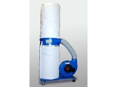 Portable dust and fume extractor
