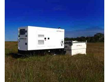 100kVA Generator SleepersAwake