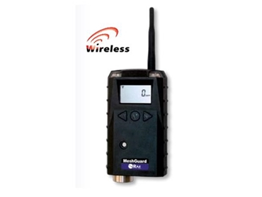 Battery-Operated Wireless Gas Detector