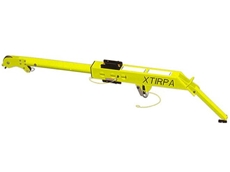Fall protection and retrieval davit arms weigh only 23lbs, but can provide a capacity of up to 420lbs when used with a manhole guard system