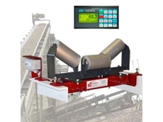 Standard single idler Belt Weigher