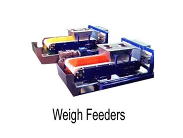 Weigh Feeder product feed testing