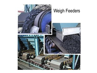 Wide range of weigh feeders