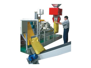 Gross Weigher bagging operation