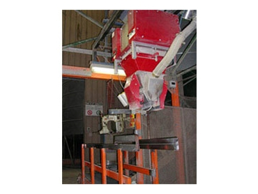 Gross Weigher bagging line