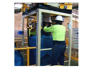 Bulk Bag Filling Stations to fill FIBCs