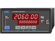 Stable and Reliable EMC Weigh Indicators and Controllers from Active Weighing Solutions
