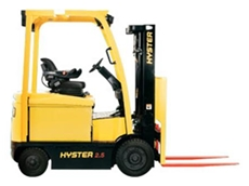 E2.2-3.5XN series electric forklifts