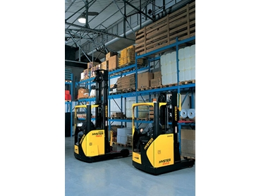 Gas, LPG and Petrol Forklifts