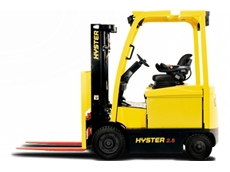 Electric forklifts 2.2-3.5 Tonnes - Hyster E2.5XN