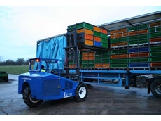The new Combilift RT Poultry Forklift