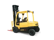 Hyster 4-5T electric counterbalance forklift