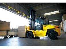 Hyster 8-16 Tonne Forklift Truck