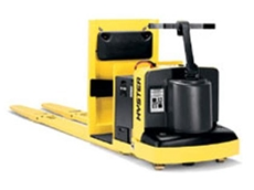 Pallet Handling with C60-80Z Series Pallet Truck