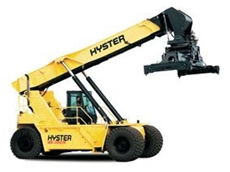 Hyster reach stackers