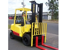 Secondhand Forklifts Available for Statewide Delivery by Adaptalift Hyster