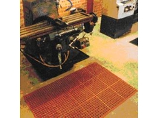 Safety cushion matting available from Adept Industrial Solutions