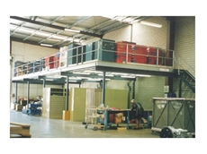 Engineered to your specifications, Mezzanine Floors can be customised to suit your weight holding capacity