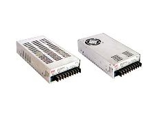 Enclosed type dc/dc converters for middle-wattage applications.