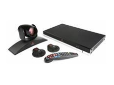Polycom QDX 6000 video conferencing system