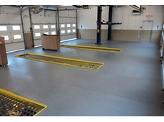 When fully cured, ACC75 Aliphatic Clear Coat floor coatings produce a highly abrasion resistant, glossy finish
