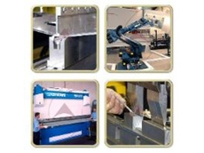 CNC bending and forming