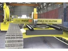 Metaltek modular multi-function CNC machining system
