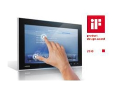 Advantech's widescreen multi-touch panel PCs have won the iF Award for product design
