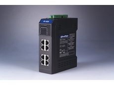 Advantech introduces EKI-6538 industrial Ethernet switches