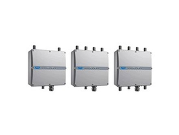 Comprehensive Industrial Wireless solutions offering a range of frequencies