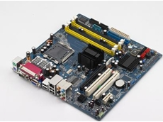 Industrial micro ATX motherboard