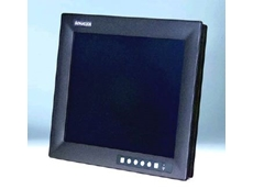Advantech's slimline monitor -- only 48mm deep.
