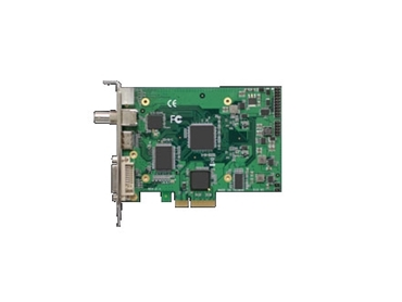 Industrial PCIe Video Capture Card with SDK for advanced video monitoring