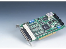 New analogue output card released by Advantech