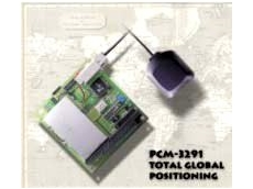 PCM-3291 global positioning system.
