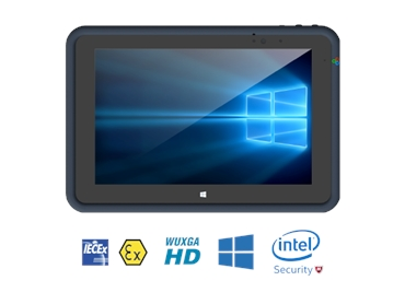 "Aegex 10.1"" Instrinsically Safe Tablet"