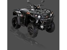 4X4 Crossland ATV