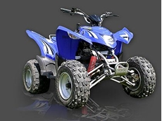 The Cobra 220cc quad from Aeon Australia