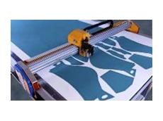 Aeronaut Automation's Maxis II LGR plotter cutter.