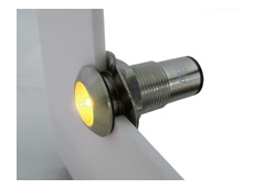 528 series LED panel indicator