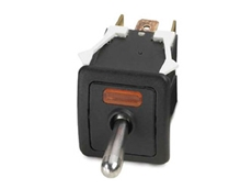 K4 series snap-in toggle switches