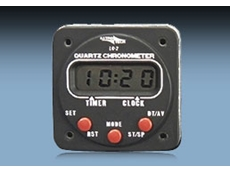 Astrotech LC-2 precision aviation clock timer