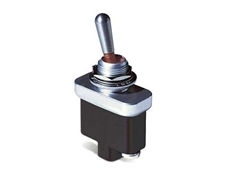 Electromechanical toggle switches for demanding applications