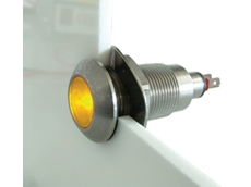 538 Series LED panel indicators are offered by Aerospace and Defence Products